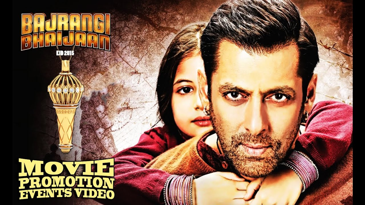 Bajrangi Bhaijaan 2015 Full Movie Promotion Events Salman Khan