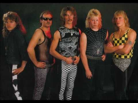 N.J.B. (Swe) - Set Me Free (Demo)