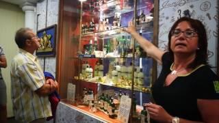 ЧЕХИЯ знаменитый напиток БЕХЕРОВКА