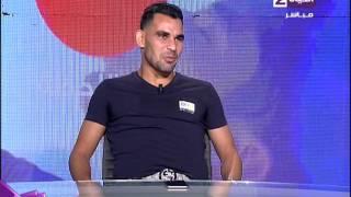 أحمد عيد : الحكام مكانتش بتقدر تكلمني وانا في الزمالك ولا حد بيقربلي