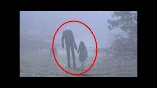 TOP 5 AVVISTAMENTI REAlI DELLO SLENDERMAN  | Tabu Tv