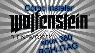 Cómo instalar Wolfenstein The New Order XBOX 360 RGH/JTAG P2