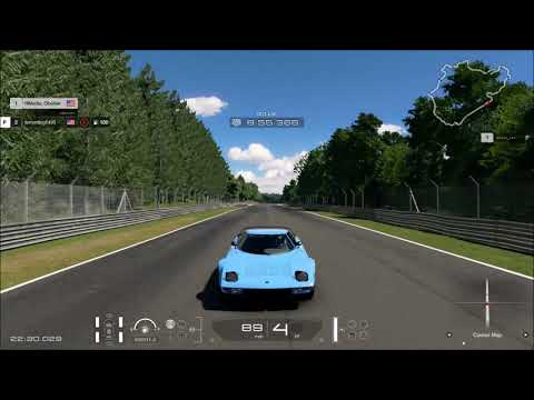 Two Lap Chat: Lancia Stratos (GT Sport Review)