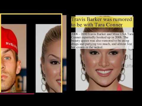 Travis Barker Dating History