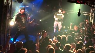 Hatebreed @ Penelope - Madrid - Indivisible - 11/02/2014