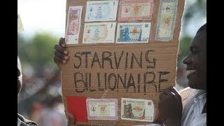 Hyperinflation in Five Minutes