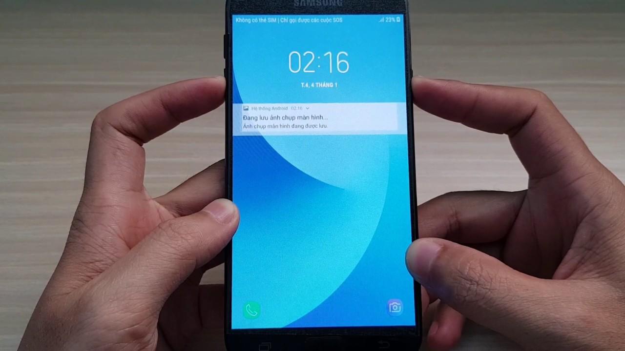 Hard Reset Samsung Galaxy J7 Pro | Xóa mật khẩu màn hình