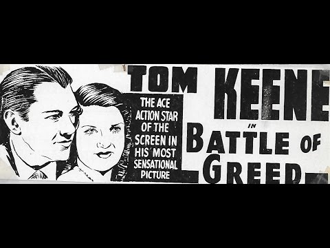 [Western] Battle of Greed (1937) Tom Keene, Gwynne Shipman, James Bush