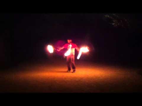 SF fire dancers