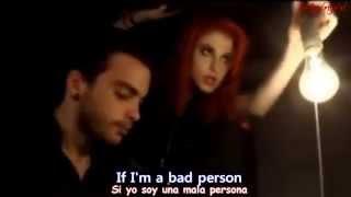 Paramore - Ignorance [Lyrics y Subtitulos en Español]
