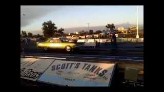 Redding Drag Strip Street Legal Muscle Car Mania Video #2