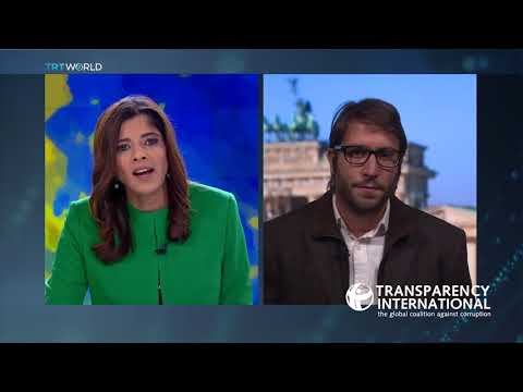 Transparency International Amalia Awards 2017