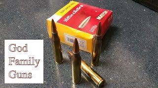Top 5 Long Distance Ammo