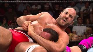 CM Punk & Seth Rollins vs  Antonio Cesaro & Kassius Ohno 10.17.12