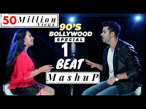 1 BEAT Mashup   90s  Bollywood  SINGOFF  Singhs Unplugged Ft Gurashish Singh, Kuhu