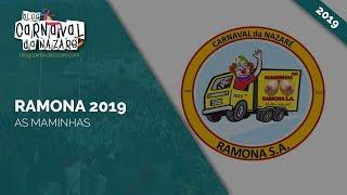 Ramona 2019 &quotAs Maminhas&quot - Carnaval da Nazare
