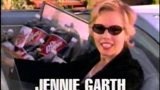 Jennie Garth Dr  Pepper