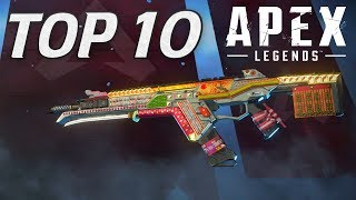 Apex Legends Top 10 Most Powerful Weapons!
