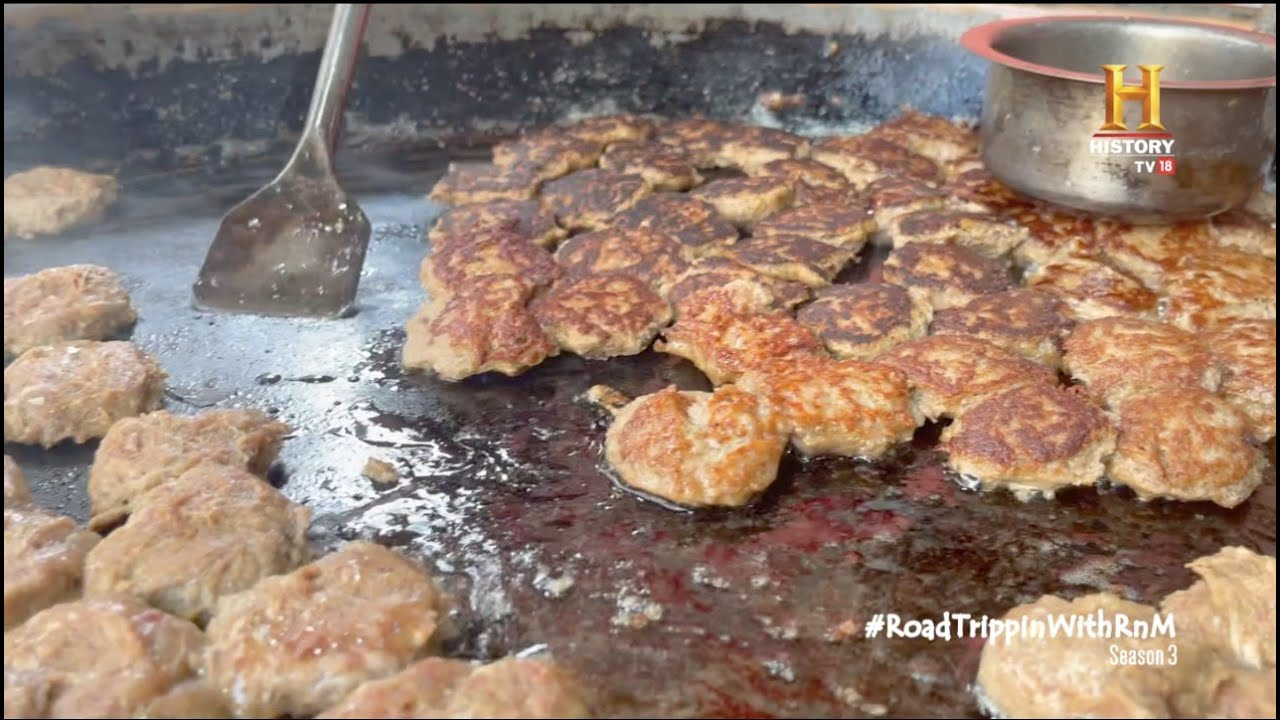 #RoadTrippinwithRnM S3 | Day 5 | Vlog 4 | Rocky Mayur | Tunday Kebab
