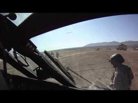 MEDEVAC Mission - Afghanistan