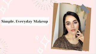My Everyday Makeup Look Мой Ежедневный Макияж