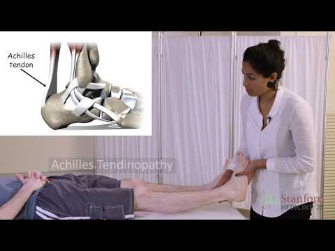 The Exam For Ankle & Foot Pain - Stanford Medicine 25
