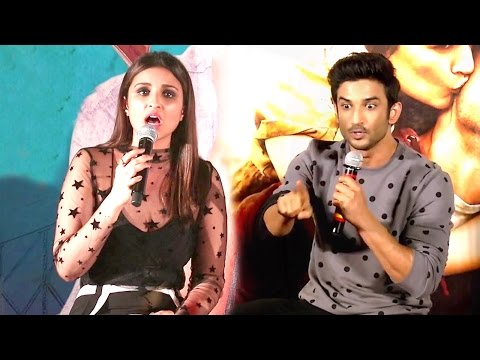 Parineeti Chopra's BEST Reply After Sushant To Reporters Question On Pakistan Incident
