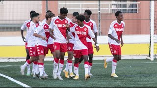 FULL MATCH U17 : AS Monaco - Clermont Foot