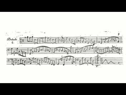 Prélude in d-minor (Re mineur) from the first book by Marin Marais