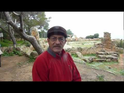 Algerian archaeologist