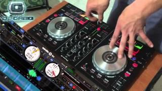 Scratch Pioneer DDJ-SB2 DJ Gabo thumbnail