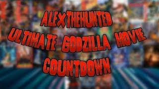 Godzilla Ultimate Movie Countdown Complete Countdown 2018
