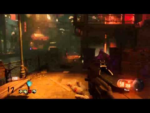 CALL OF DUTY BLACK OPS 3 ZOMBIES GAMEPLAY: GET ON MY MLG LEVEL