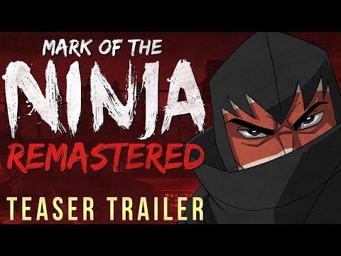 Mark of the Ninja: Remastered [2018 Teaser Trailer]