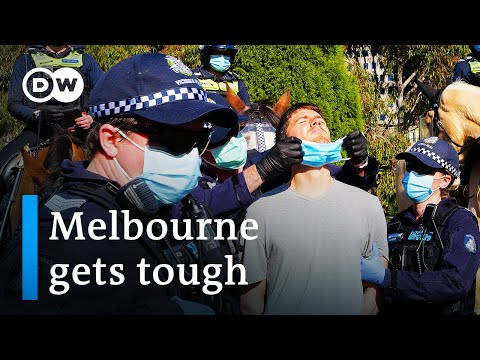 Coronavirus Australia: Melbourne