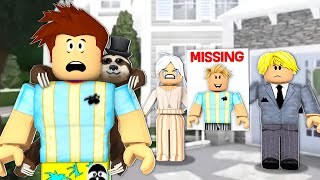 His BABY Was LOST.. I Had To Save Him! (Roblox)