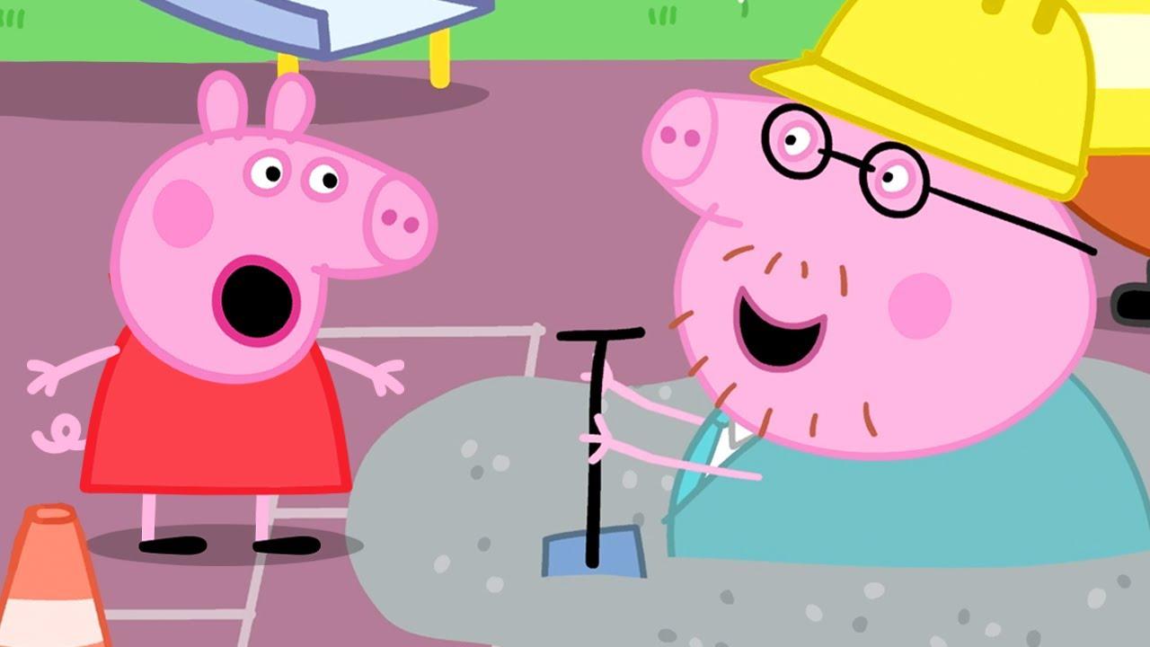 Peppa Pig Français 🔬 Le Cours De Science | Compilation Spéciale | Dessin Animé Pour Bébé