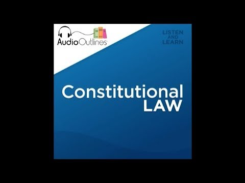 Constitutional Law - Chapter 2 - Federal Judicial Power under Article III
