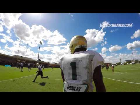 Baylor Football: GoPro Edition with Corey Coleman