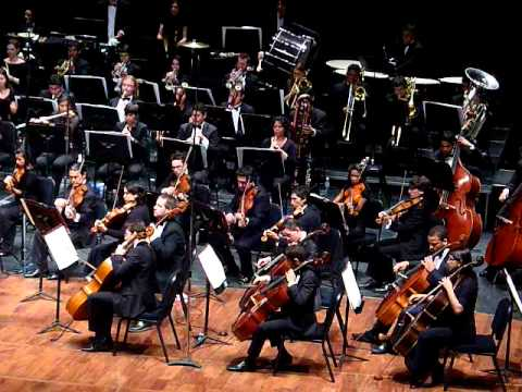 YOA ORCHESTRA OF THE AMERICAS - Shostakovich  10 - II mov