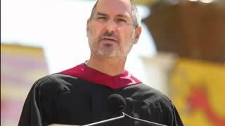 Стив Джобс. Гениальная речь о смысле жизни и не только cмотреть видео онлайн бесплатно в высоком качестве - HDVIDEO