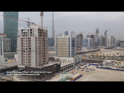 Studio apartment Capital Bay Business bay dubai