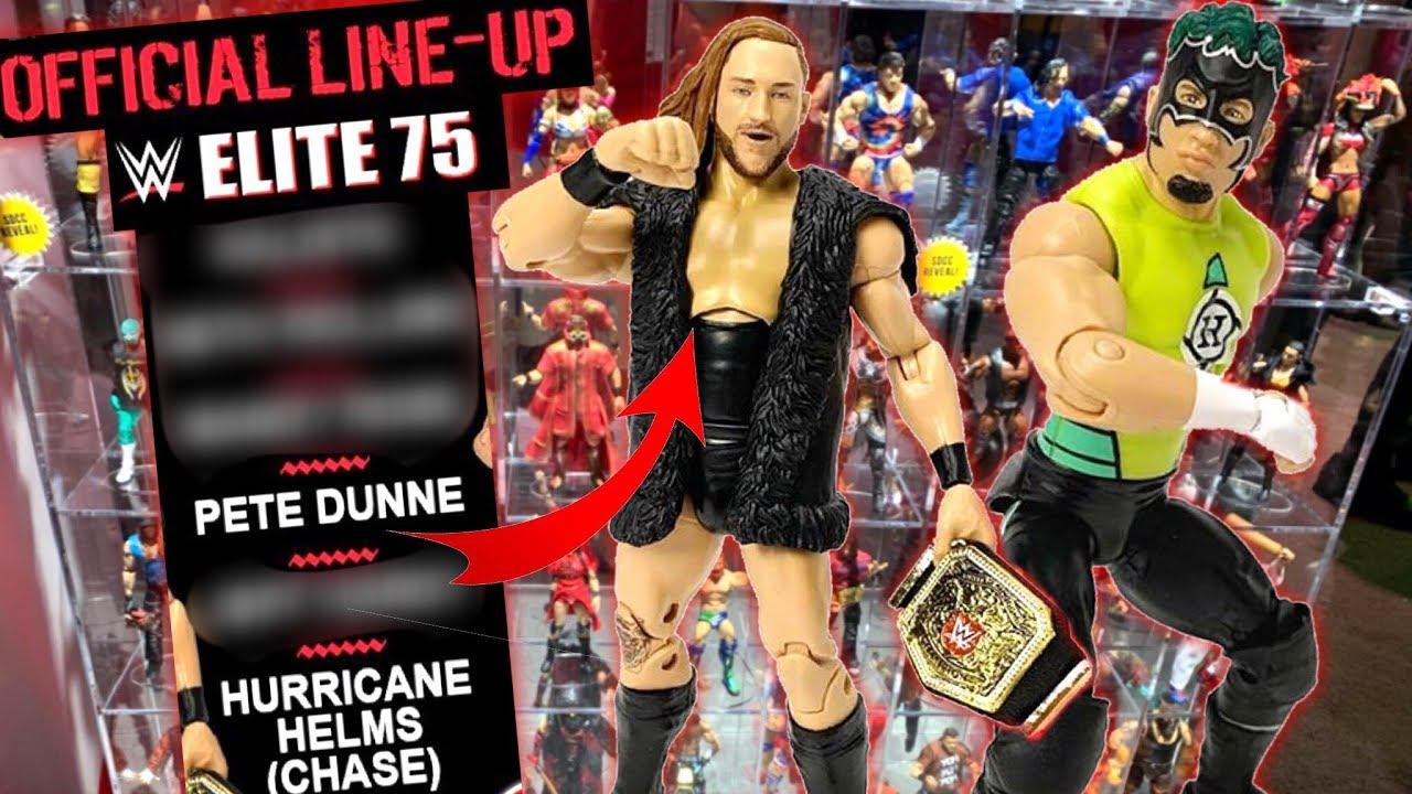 MATTEL TOY WRESTLING NEW WWE ACTION FIGURE SERIE ELITE 75