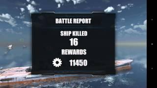 World Warships Combat yamato Android game