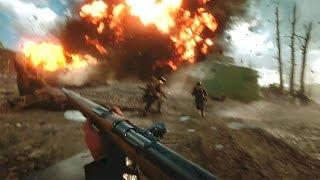 BATTLEFIELD 1 Trailer de Gameplay (E3 2016)