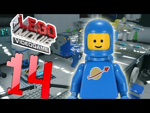 Let's Play The Lego Movie Videogame Part 14: Breaking News
