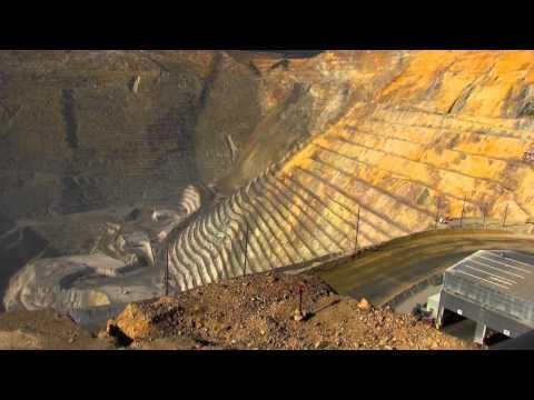 Kennecott Copper Mine Salt Lake City, Utah