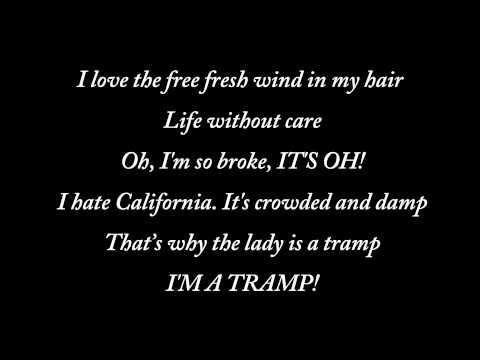 Tony Bennett Feat. Lady Gaga - The Lady Is A Tramp - Lyrics HQ/HD