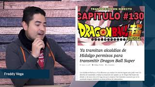 El capítulo 130 de Dragon Ball Super desata problema diplomático entre Japón y México