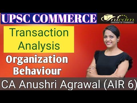 Transaction Analysis Ll CA Anushri Agrawal